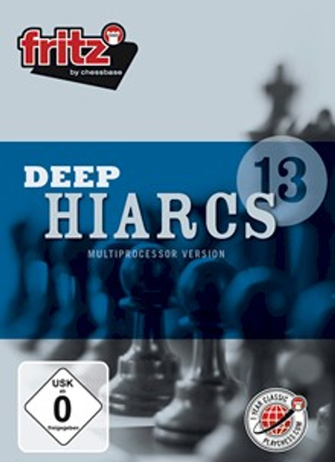 Deep Hiarcs 13  Multiprozessor Version