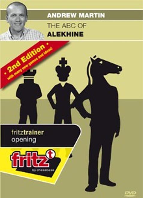 The ABC of Alekhine - 2nd Edition