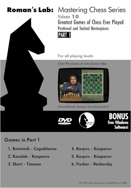 Roman's Lab: Mastering Chess Series Volume 10