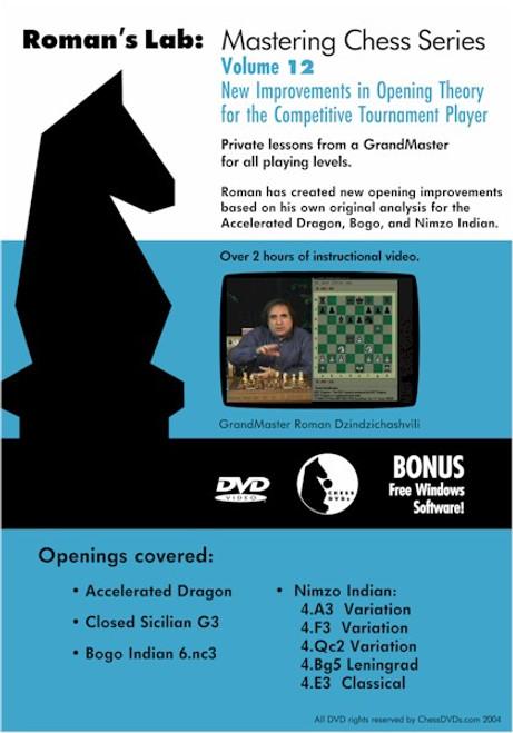 Roman's Lab: Mastering Chess Series Volume 12