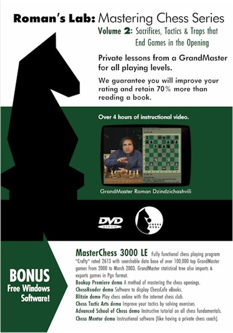 Roman's Lab: Mastering Chess Series Volume 2