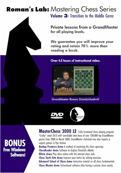 Roman's Lab: Transitions to the Middlegame