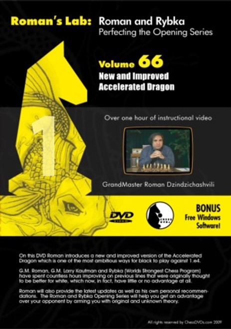 Roman's Lab: New and Improved Accelerated Dragon
