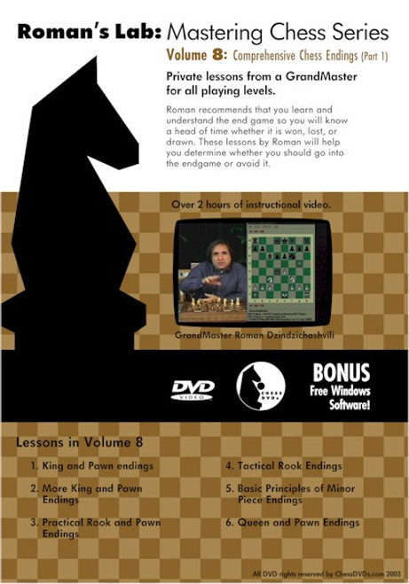 Roman's Lab: Comprehensive Chess Endings Part 1