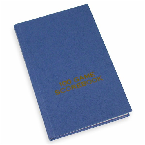 Hardcover Score Book - Blue