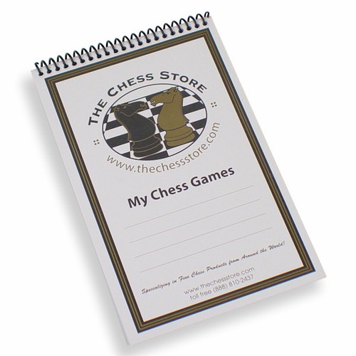 The Chess Store Chess Scorebook