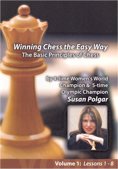 Winning Chess the Easy Way - The Basic Principles of Chess