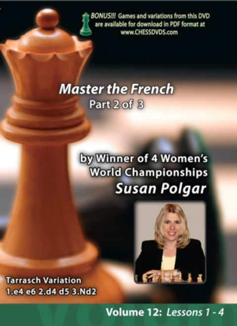 Master the French - Part 2 of 3
