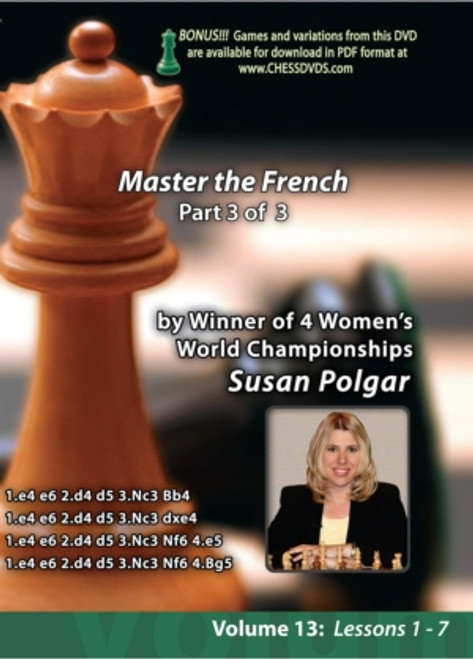 Master the French - Part 3 of 3