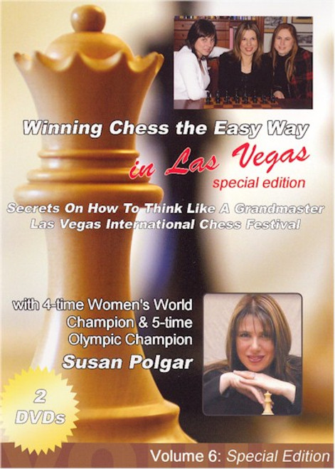 Winning Chess the Easy Way - in Las Vegas Special Edition