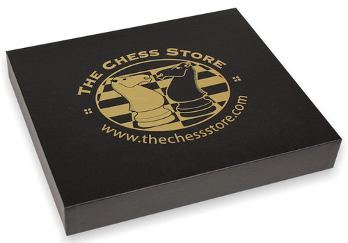 The Chess Store Chess Piece Box - Medium