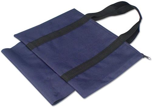 Easy-Carry Chess Bag - Blue