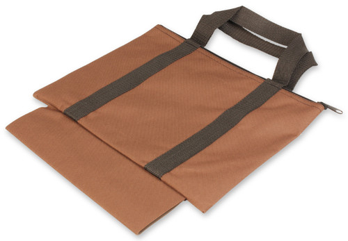 Easy-Carry Chess Bag - Brown