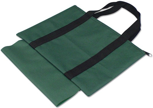 Easy-Carry Chess Bag - Green