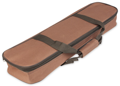 Carry-All Tournament Chess Bag - Brown