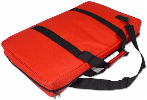 Super-Carry Tournament Chess Bag - Red