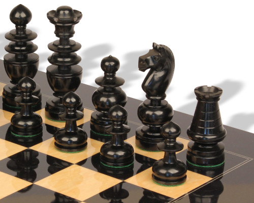 Chess Sets for Beginners, Club Players, and Collectors at