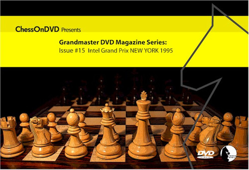 Grandmaster DVD Magazine Series: Issue #15