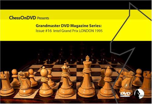 Grandmaster DVD Magazine Series: Issue #16