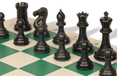 Conqueror Plastic Chess Sets
