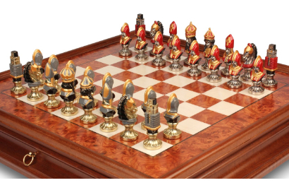 Medieval Period Theme Chess Sets
