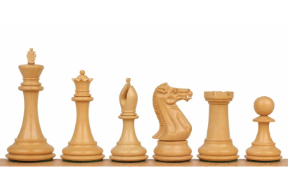 New Exclusive Staunton Chess Pieces