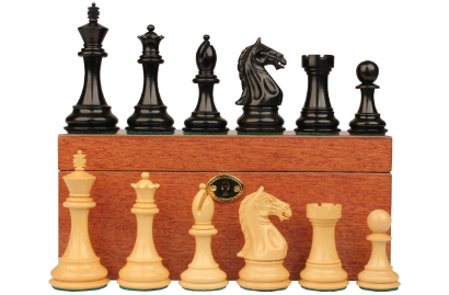 Staunton Wood Chess Pieces
