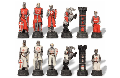 Themed Chess Pieces