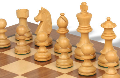 German Knight Staunton Chess Sets