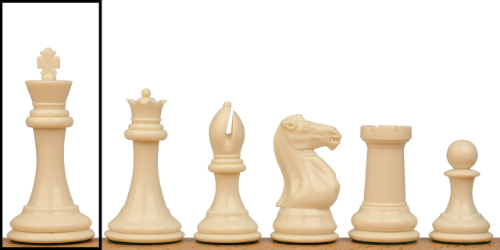 Replacement Pieces Professional Plastic Chess Set
