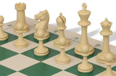 Master Plastic Chess Sets
