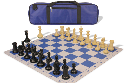 Large Carry-All Thin Floppy Board Chess Sets