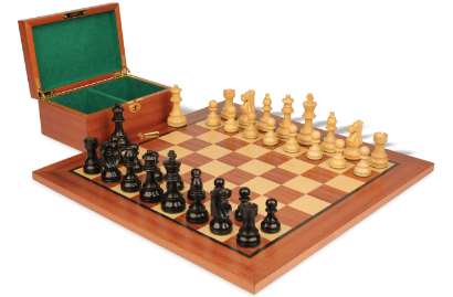 Wood Chess Sets