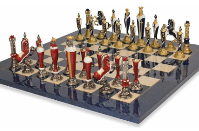 Renaissance Period Theme Chess Sets