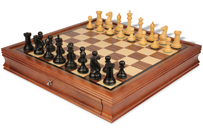 Chess Sets with Cases