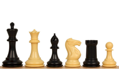 Conqueror Plastic Chess Pieces