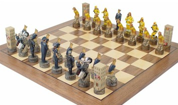 Misc Theme Chess Sets