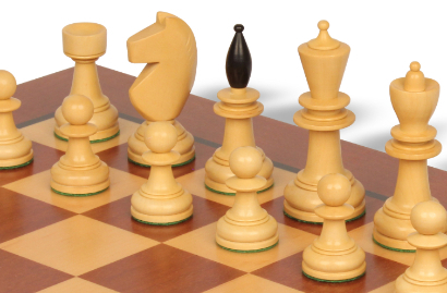 Hungarian Antique Reproduction Chess Sets