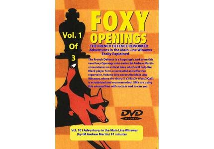 Foxy Openings Series