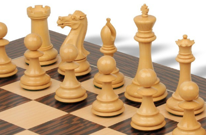 New Exclusive Staunton Chess Sets