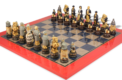 Battles & Wars Theme Chess Sets