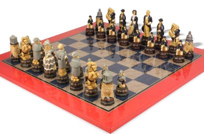 Battles & Wars Theme Chess Sets