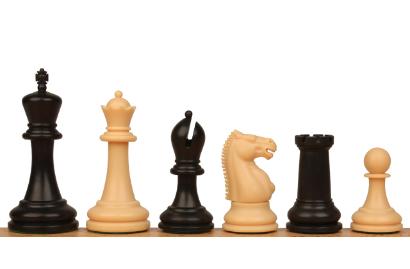 Zukert Plastic Chess Pieces