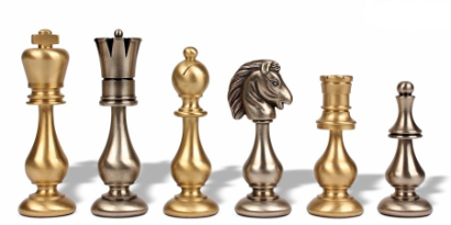 Chess Pieces - The Chess Store