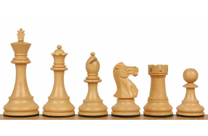 British Staunton Chess Pieces