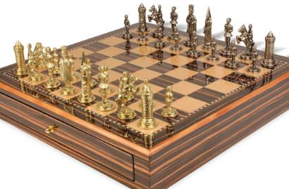 European History Theme Chess Sets