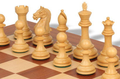 Fierce Knight Staunton Chess Sets
