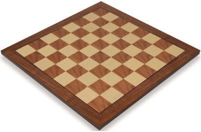 Classic Walnut & Maple Chess Boards