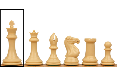 Replacement Plastic Chess Pieces