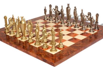Italfama Metal Chess Sets